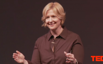 Brene Brown Ted Talk screenshot