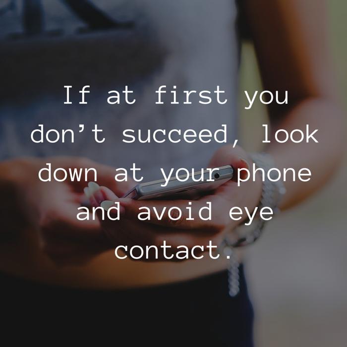 phone introvert quote