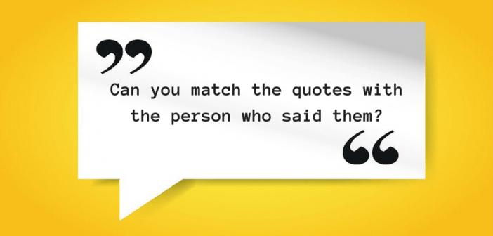 quote quiz
