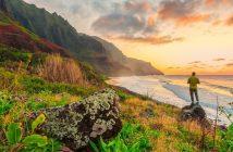 peaceful landscape scene