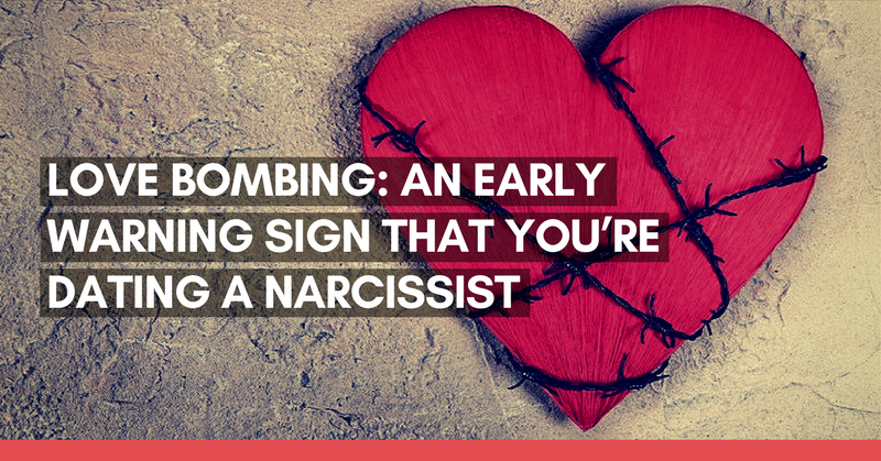 dating a narcissist signs What makes it simple is the fact that we know exactly what a narcissist looks like below, i've listed all the symptoms and behaviors you should.