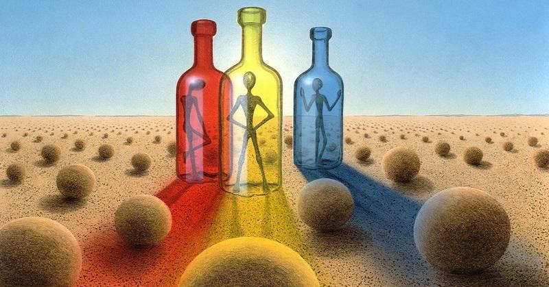 surrealist image