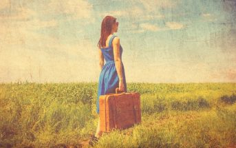 women with baggage
