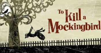To Kill A Mockingbird theatre art