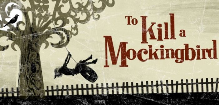 To Kill A Mockingbird theatre art