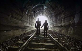soulmates in a tunnel