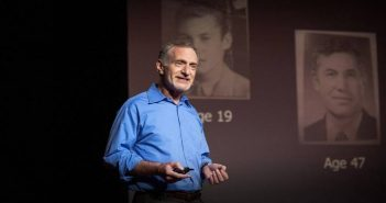 ted talk about happiness