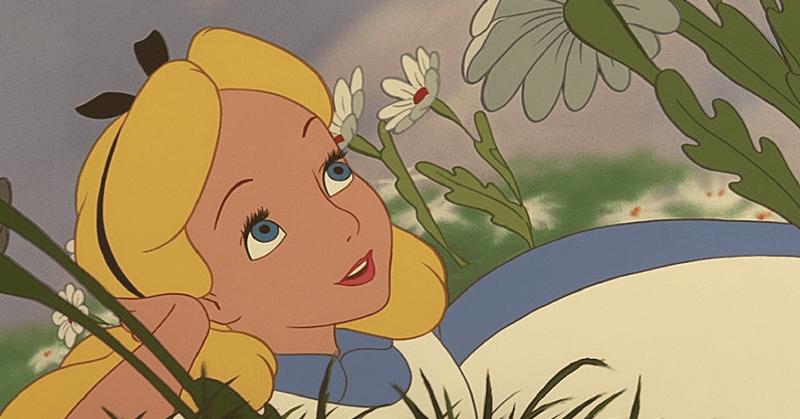 image of Disney's Alice in Wonderland
