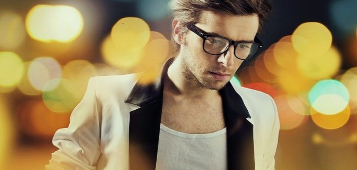 well dressed man in glasses - concept of narcissism