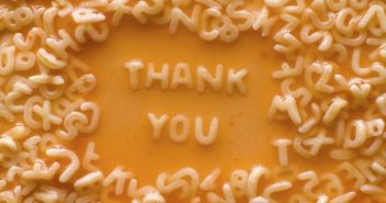 "alphabetti spaghetti spelling ""thank you"""