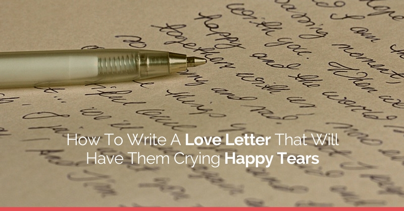 How to write a love letter that will have them crying happy tears love letter title lineg spiritdancerdesigns Image collections