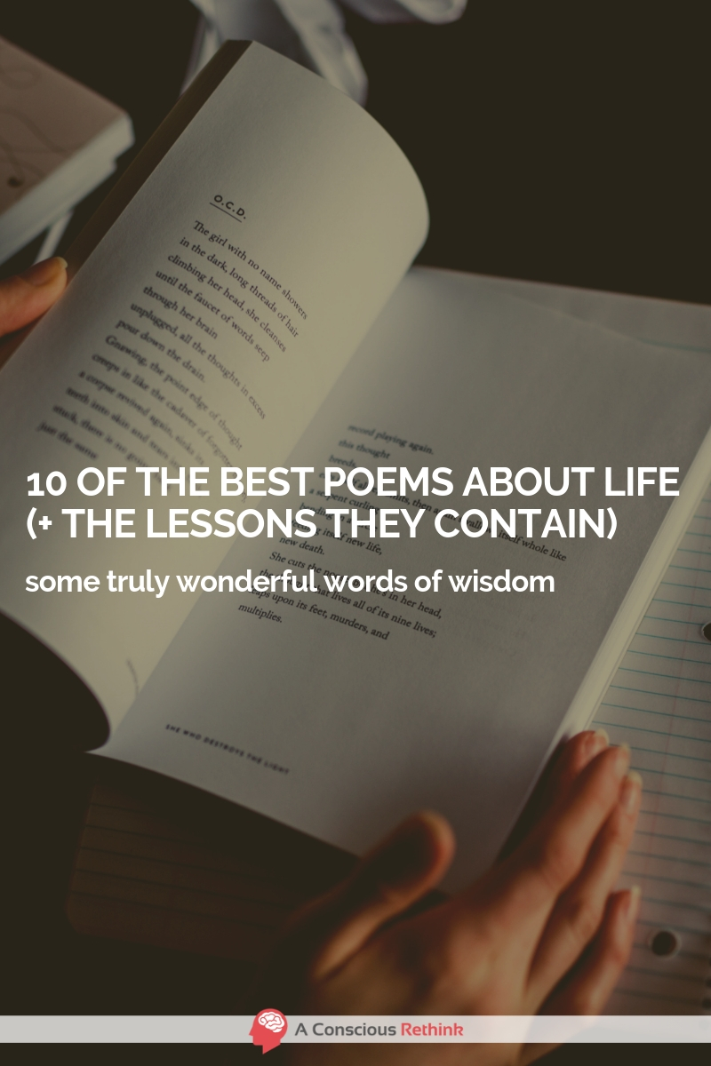 10 Of The Best Poems About Life Ever To Have Been Written