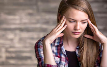 young woman looking stressed - illustrating coping skills