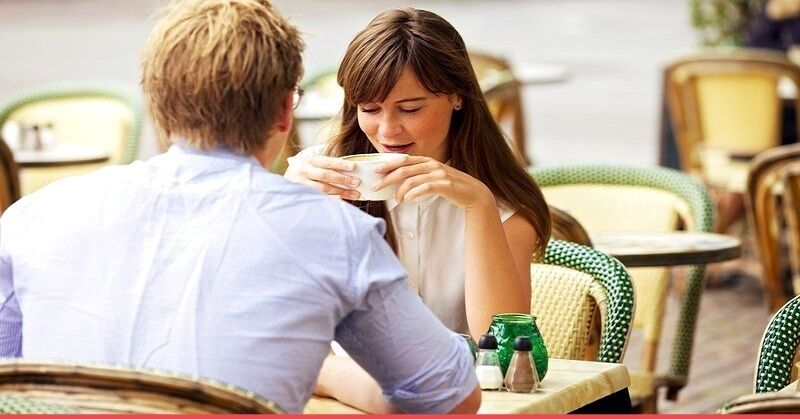 Online dating how to get the first date