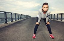 woman jogger who is being consistent in her exercise routine