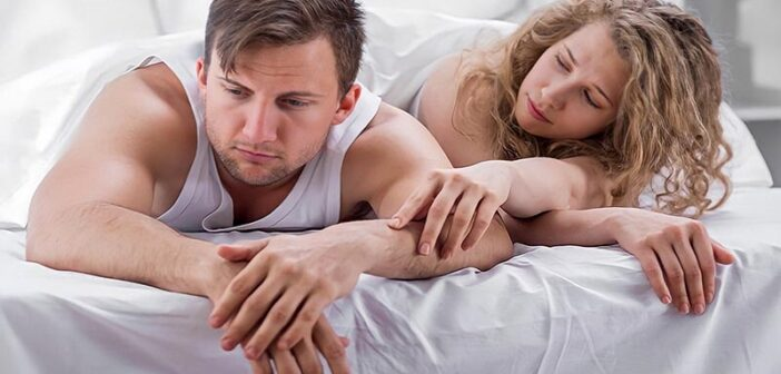 woman trying to talk to her boyfriend - illustrating understanding men in relationships